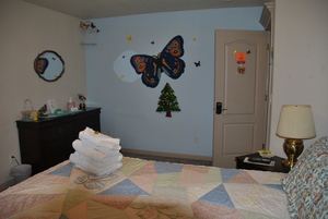 The Butterfly Room Photo 1